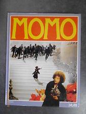 MOMO - Michael Ende - 1986 - Ed. Salani