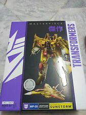 Transformers Masterpiece MP-05 Sunstorm Toy R Us Exclusive MISB