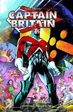 MARVEL EXKLUSIV SC # 78 - CAPTAIN BRITAIN - ALAN MOORE - PANINI 2009 - TOP
