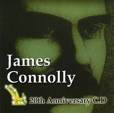 irish rebel music James Connolly 20th anniversary Cd  Irish Republican Celtic
