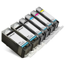 6 PK Canon PGI225 CLI226 Ink Cartridge PIXMA MG5220 MG5320 MG6120 MG6220 MG