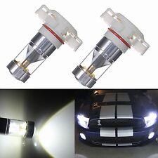 5202 H16 CREE High Power 30W 6000K Super White LED Fog DRL Lights Bulb OEM PRICE