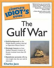 The Complete Idiot's Guide To the Gulf War, Charles Jaco, Alpha (2002-06-26)  Ve