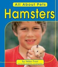 Hamsters (All about Pets)-ExLibrary