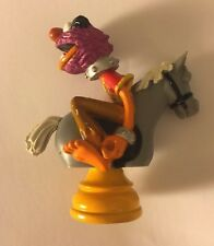 Vint 2003 Muppets Animal Chess Piece PVC Disney Henson Knight Horse Drummer RARE
