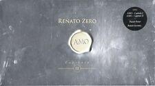 """RENATO ZERO """"AMO III"""" RARO BOX 2 CD LIMITED + PUZZLE - SIGILLATO"""