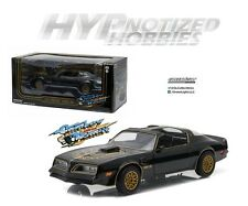GREENLIGHT 1:24 HOLLYWOOD  SMOKEY AND THE BANDIT 1977 PONTIAC TRANS AM 84013