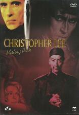 Christopher Lee mistery pack box (2006) 4 DVD