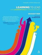 Learning to Lead: Using leadership skills to motivate students, Graham Tyrer, Ne