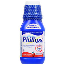 Phillips Milk Of Magnesia Cherry 12oz