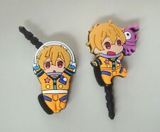 FREE! Iwatobi Swim Club Eternal Summer NAGISA in Spacesuit 2 EARPHONE JACK PLUGS
