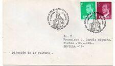 España Expo Filatelica Numismatica Finusgab Barcelona año 1984 (DA-739)