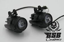 LED Zusatzscheinwerfer, BMW Scheinwerfer GS 1200 Adventure 1250 schwarz