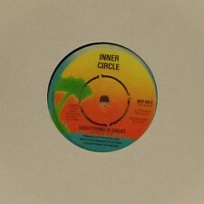 "INNER CIRCLE 'EVERYTHING IS GREAT' UK 7"" SINGLE"