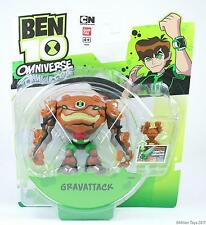 BEN 10 Omniverse GRAVATTACK 10cm action figure toy alien collection Bandai - NEW
