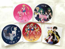 ❤ SAILOR MOON Crystal 2016 Coasters Set Family Mart Japan Only ❤ Kawaii :D Luna