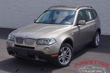 BMW : X3 3.0si AWD 4d