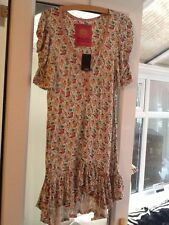next floral long top size 12 bnwt