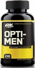 Optimum Nutrition OPTI-MEN Multi-Vitamin for Men 240 tablets
