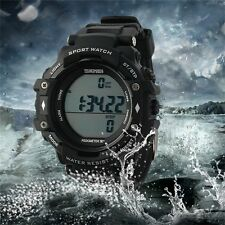 1128 Skmei Digital Dial Display Low Power Waterproof Pedometer Sports Watch UR