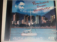 Postcard from Vancouver  KEITH COPELAND JAZZ FOCUS CD