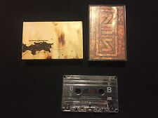 Nine Inch Nails Cassette Tape Downward Spiral With Slip RARE NIN Trent Reznor