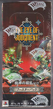 The Eye of Judgment Booster Set 2 Sealed Box Japanese