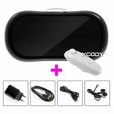 360° All-in-one 3D Virtual Reality VR Glasses 1080p HDMI WIFI Bluetooth 60HZ FOV