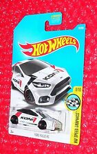 2017 Hot Wheels Speed Graphics Ford Focus RS  #79 DTX64-D9B0D D case