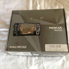 NOKIA N SERIES N95 - 8GB - BLACK SMARTPHONE KNFB MOBILE READER SOFTWARE