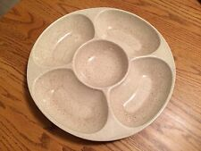 Red Wing Pottery Divided Serving Tray