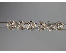 ** Hübsches Blütenknopf-Set - 6 Rosen - wohl ab 2010 **