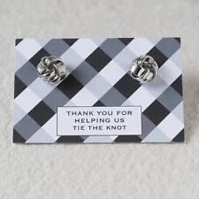 Gracias por ayudarnos a atar el nudo Gemelos