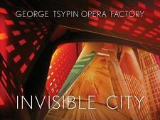 George Tsypin Opera Factory : Invisible City by George Tsypin (2016, Hardcover)