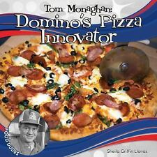 Tom Monaghan: Domino's Pizza Innovator (Checkerboard Biography Library: Food Dud