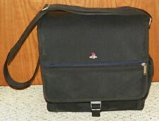 PLAYSTATION - CARRY BAG w/ SHOULDER STRAP - BLACK