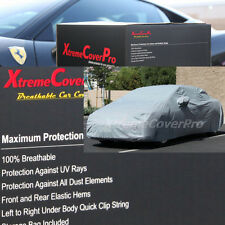 1999 2000 2001 Ford Mustang Coupe Breathable Car Cover w/MirrorPocket