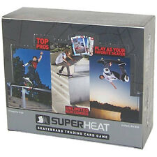 Super Heat Skateboard Trading Card Game - Series 1 - BOX ( 24 packs ) - New