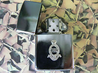 Army Military Regimental Lighter With Royal Horse Artillery On Front RHA Vers 1