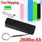 Premium Charger Power Bank USB Portable External Battery 2600mAh for Any Phone
