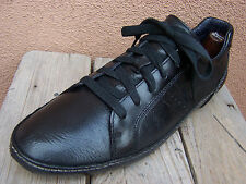 COLE HAAN NIKE AIR Mens Casual Dress Sport Shoe Black Leather Comfort Sz Size 8M