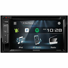 "Kenwood DDX24BT Double DIN SiriusXM Ready Bluetooth Car Stereo w/ 6.2"" Scre"