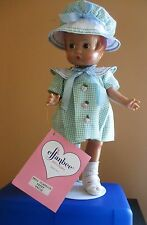 "Collectible Effanbee ""PATSY"" Doll Classics V921Q 13"" Green Dress"