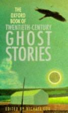 The Oxford Book of Twentieth-Century Ghost Stories-ExLibrary