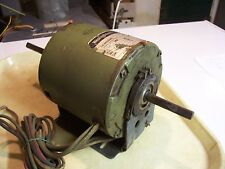 """AIR CONDITIONER 5.5"""" FAN MOTOR 1/4 HP Double 1/2 Shaft WESTINGHOUSE 230V 1080Rpm"""