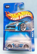 2529 HOT WHEELS / CARTE US / COLLECTOR 220 2003 / NISSAN Z 1/64