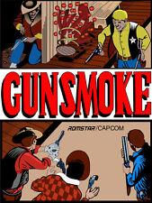 Gun Smoke Sideart Set (2 pc set) Gunsmoke