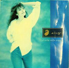 """ALICE """"IL SOLE NELLA PIOGGIA"""" lp Italy mint  with PETER HAMMILL"""