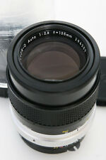 Nikon Nikkor-Q 135mm f2.8 Lens, Nikon Non-AI Mount * clean with bubble