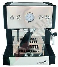 BRIEL  ESPRESSO AND CAPPUCINO AUTOMATIC COFFEE MACHINE MADE IN PORTUGAL E209EIN